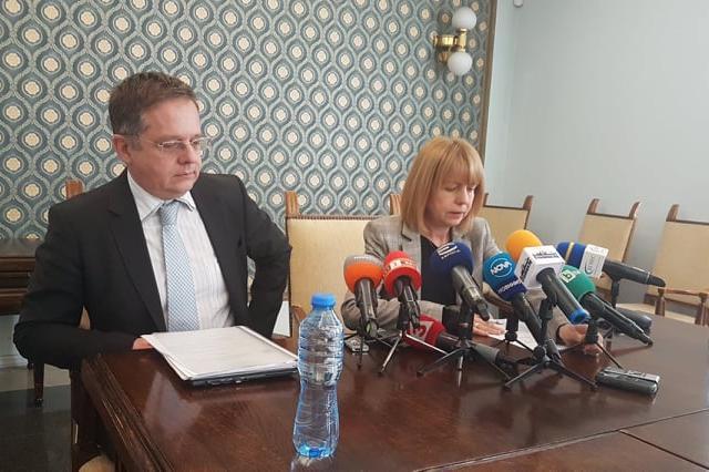 Йорданка Фандъкова и Дончо Барбалов