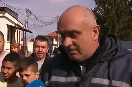 Протест в Красна Поляна