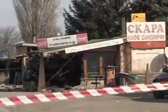 Тежка катастрофа край Казичене