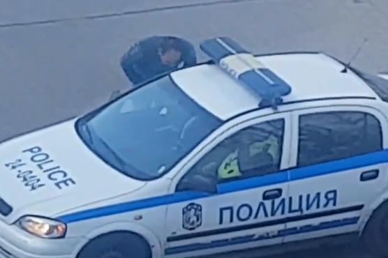 Дават ли подкуп на полицаи