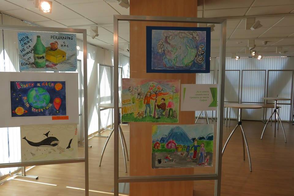 конкурс за детски рисунки