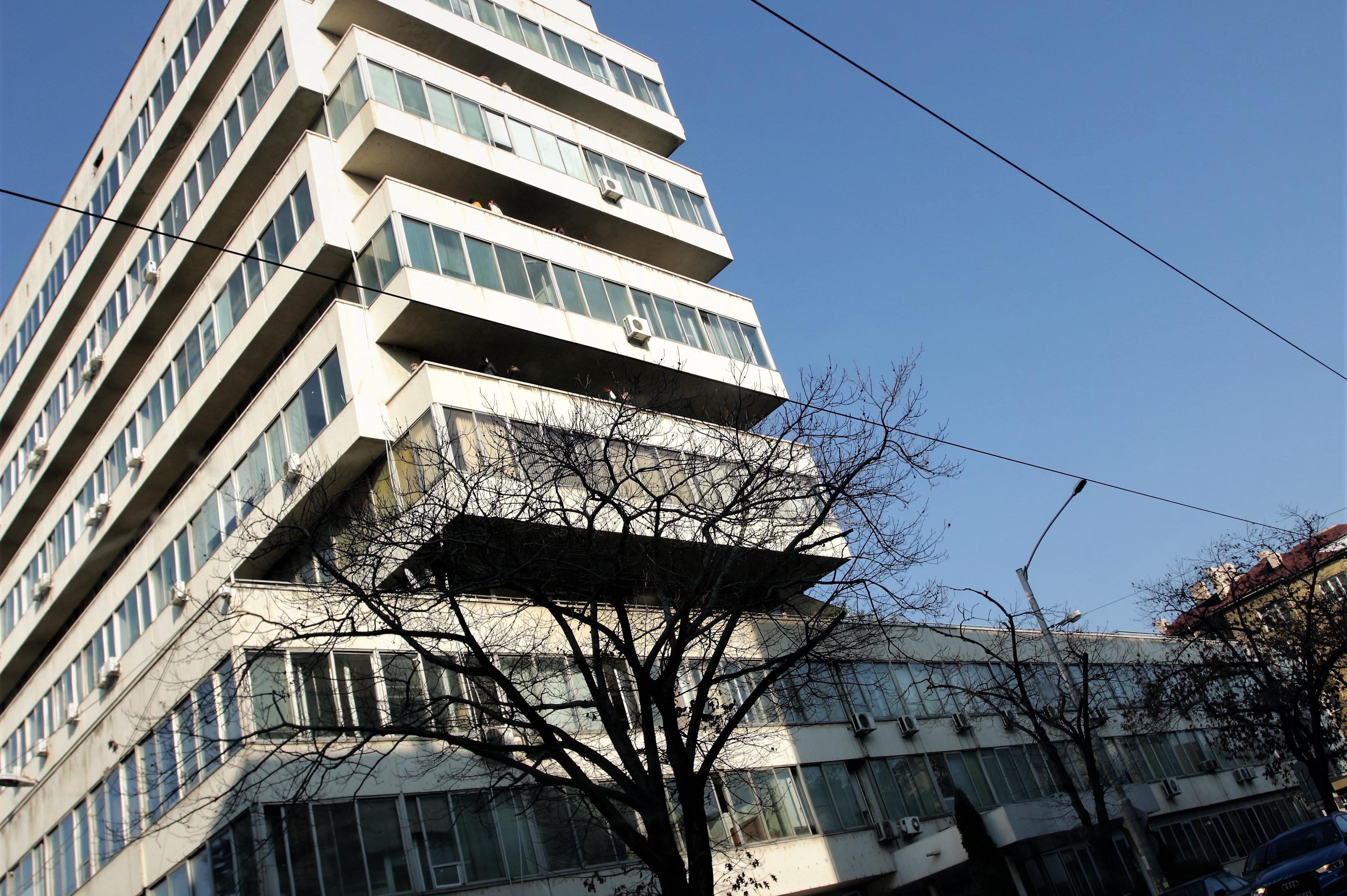 Сградата на НОИ