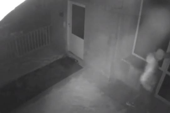 Кражба в дома на журналист