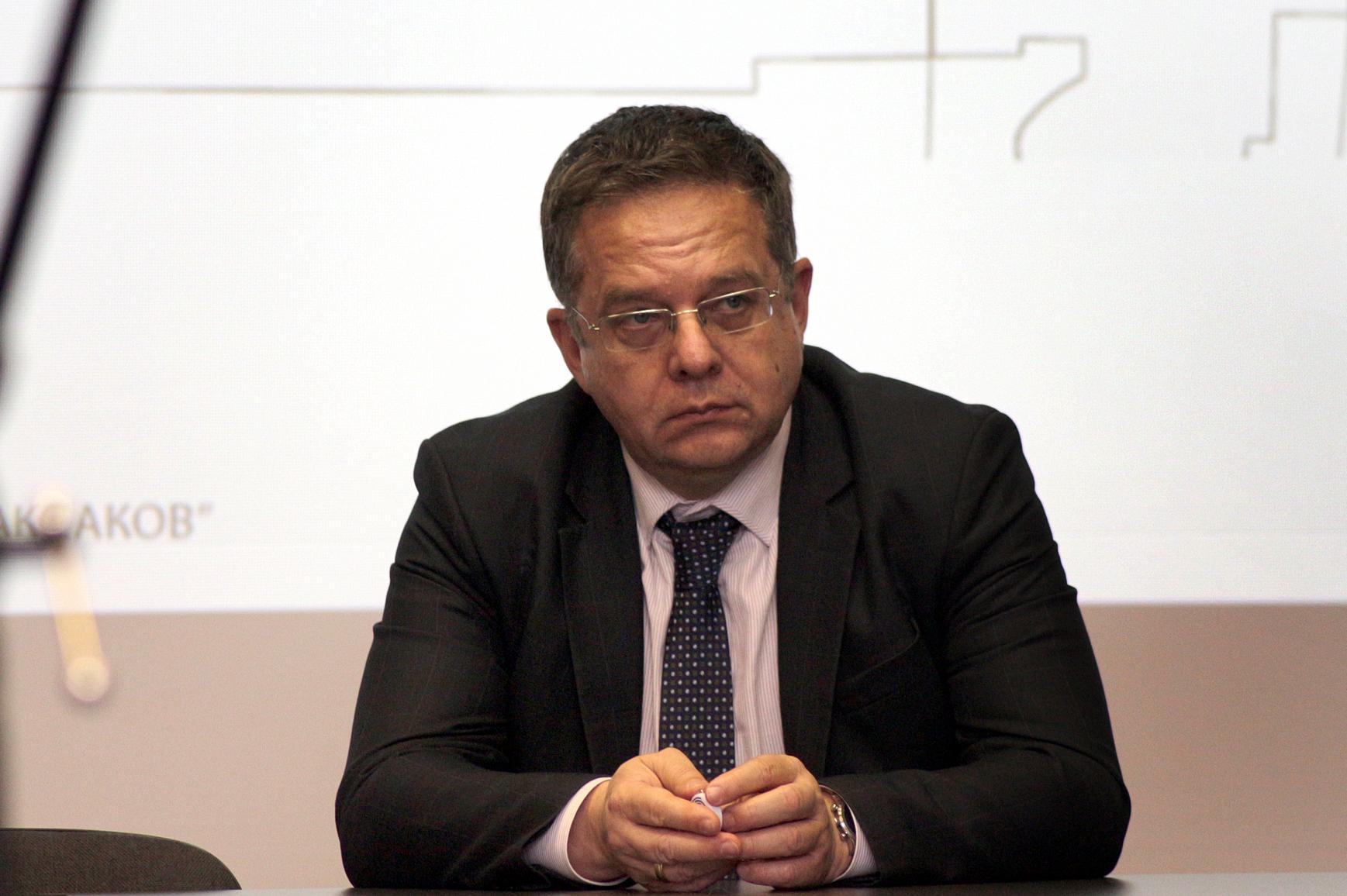 Дончо Барбалов - зам. кмет по финанси и бюджет