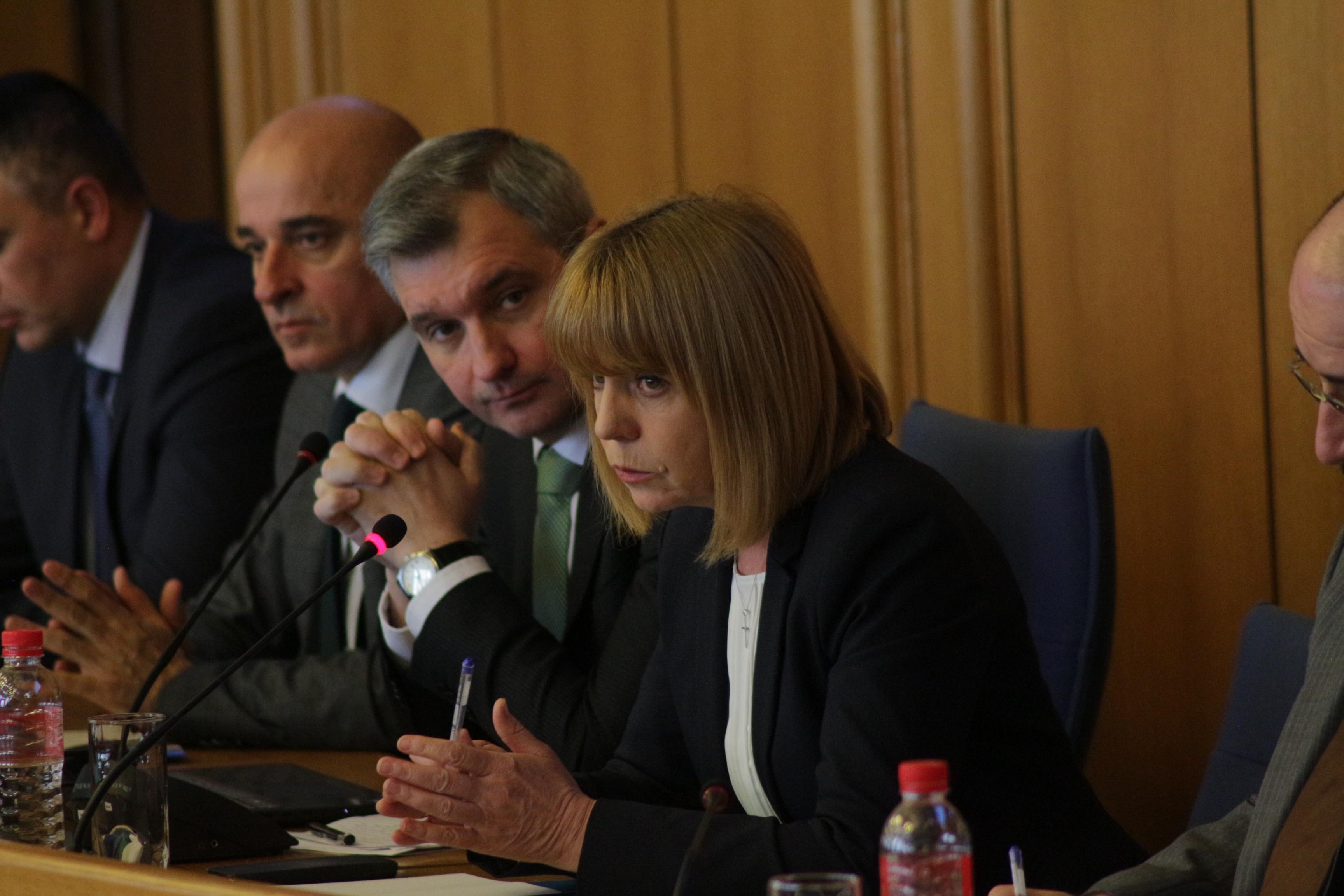 Извънредна сесия за сигурността в София