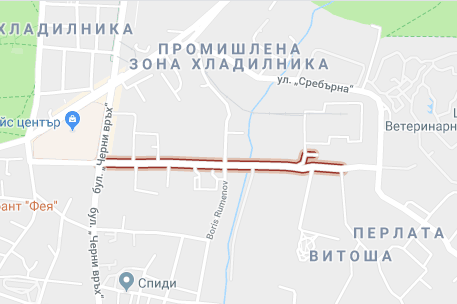 ул. Филип Кутев