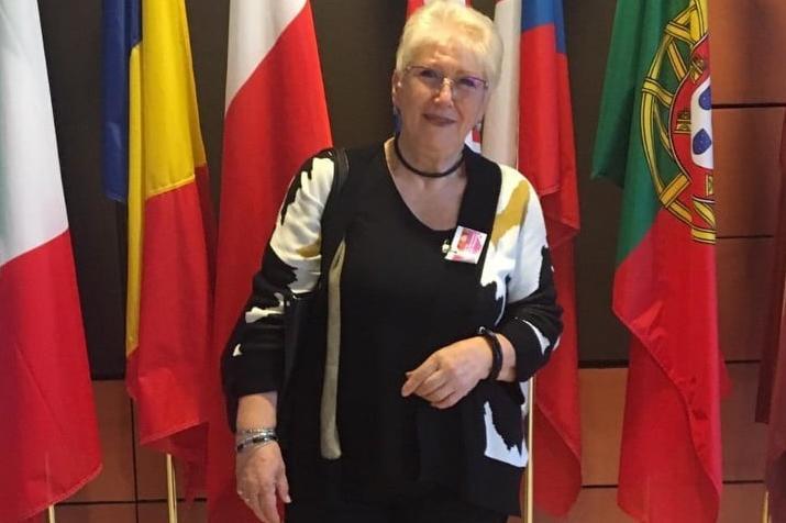 Олимпийската шампионка Здравка Йорданова