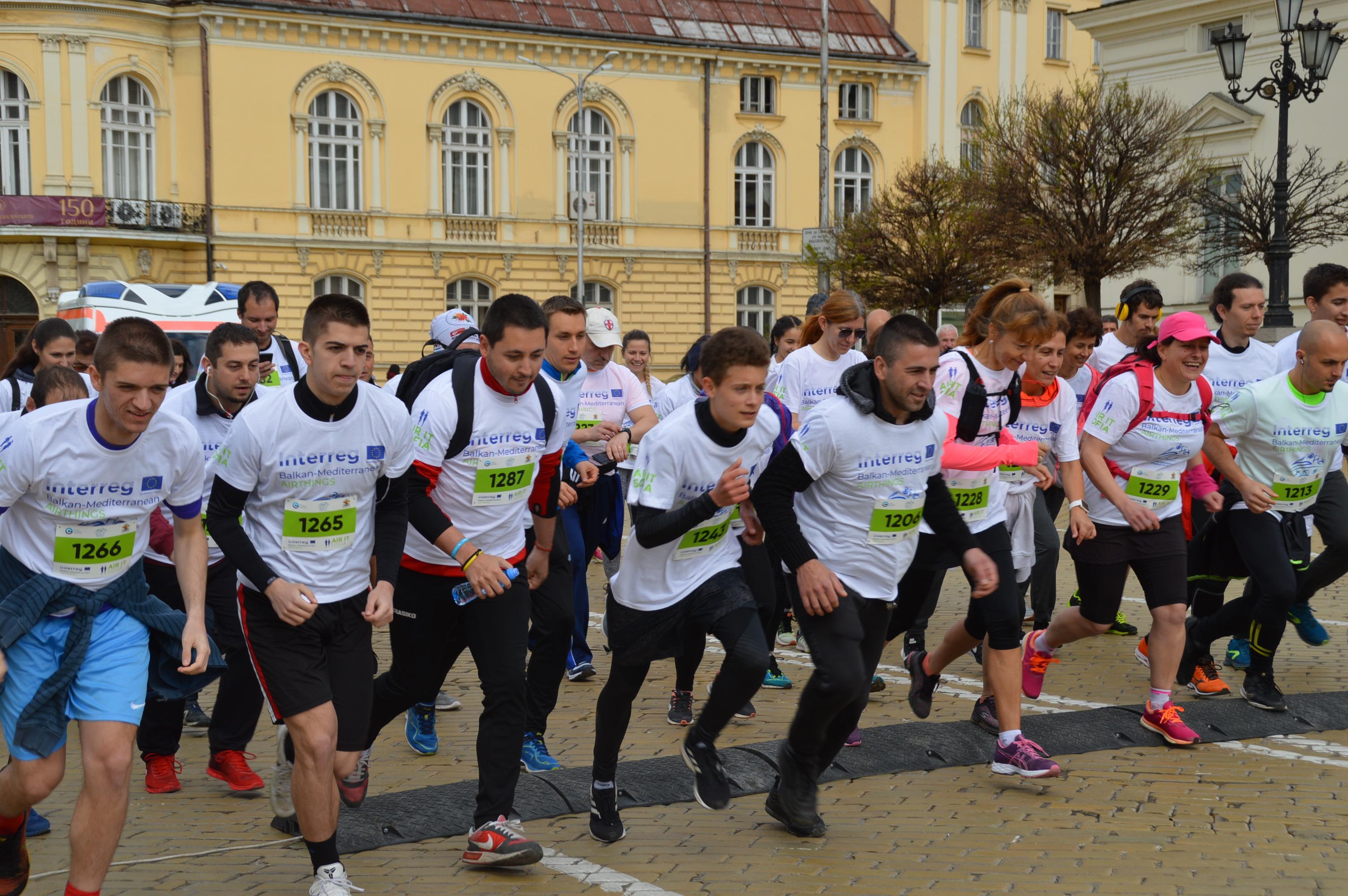 Велошествие и маратон