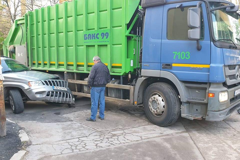 Катастрофа с камион
