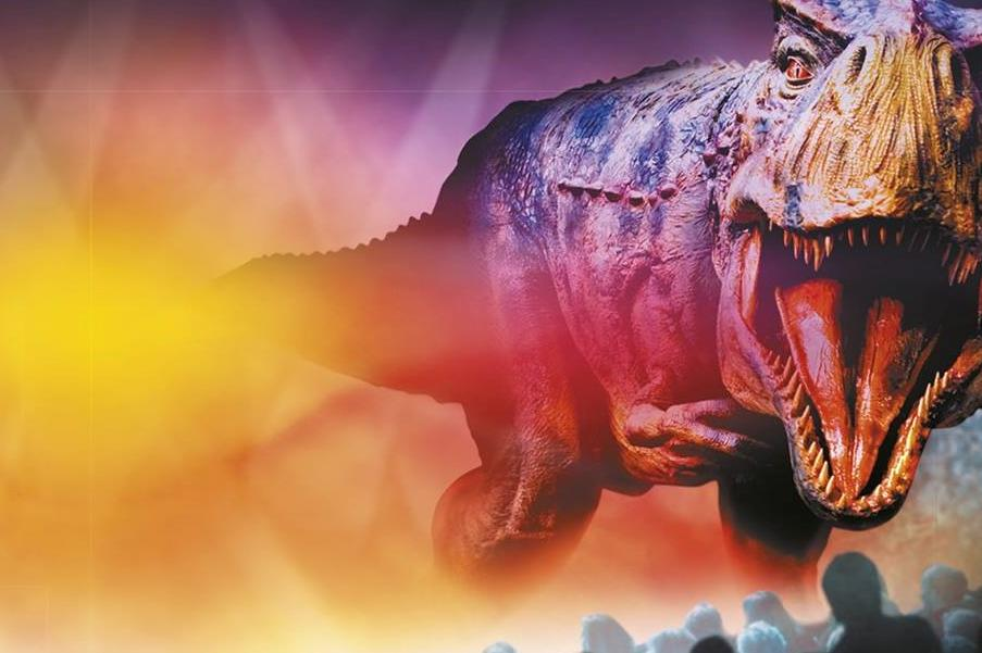 Walking with Dinosaurs- the Arena