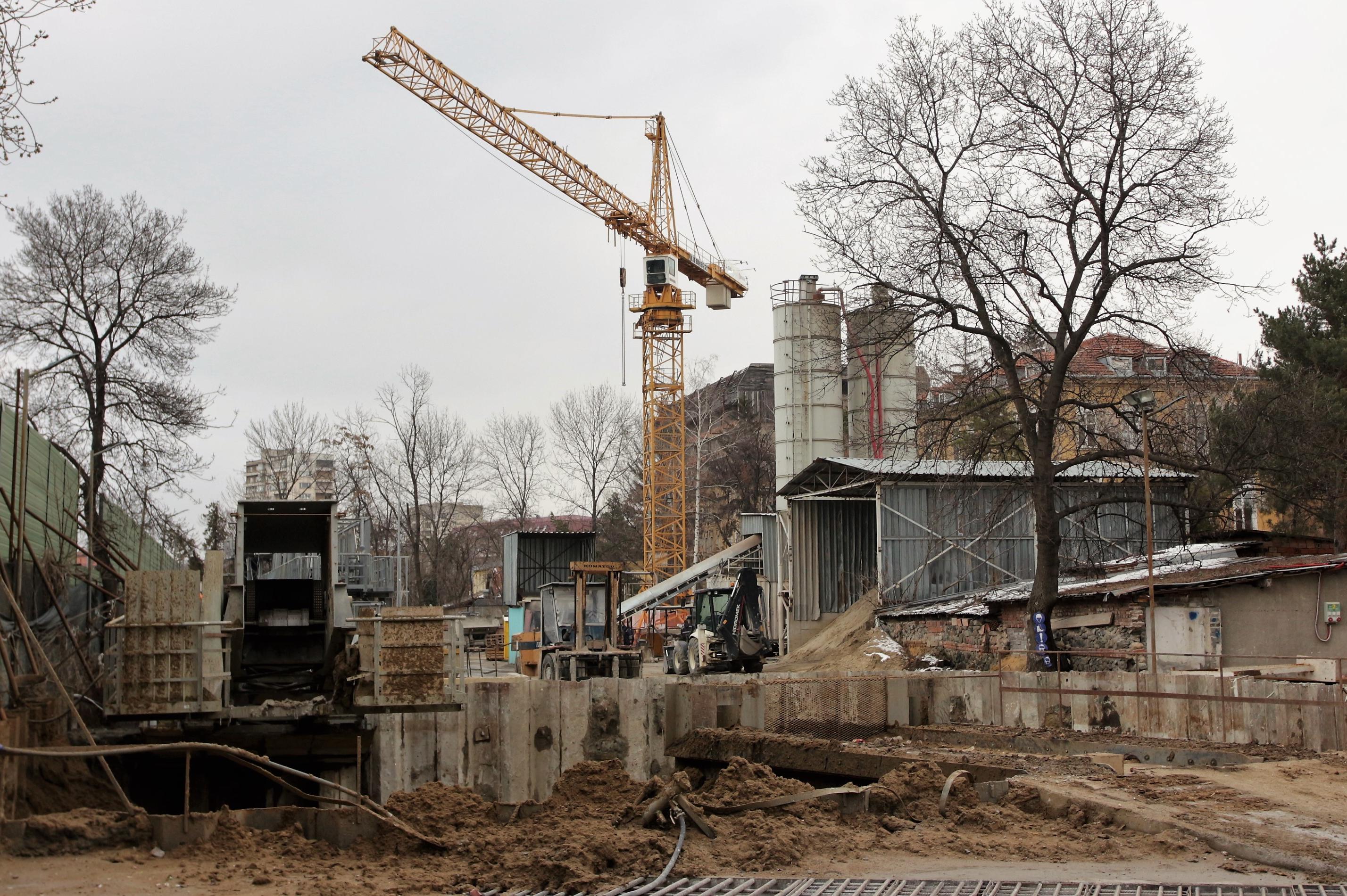 Строеж на метрото