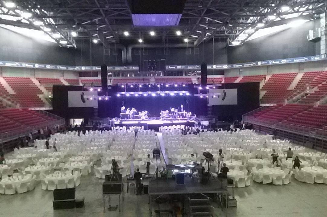 Концерт на Василис Карас