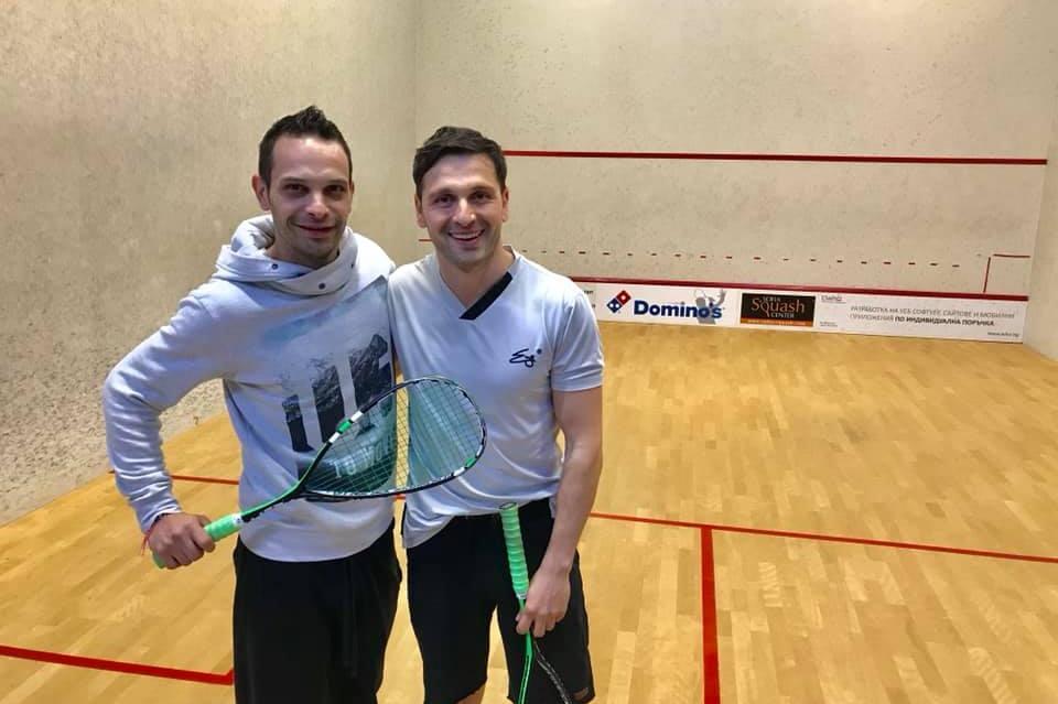 Sofia Squash Center