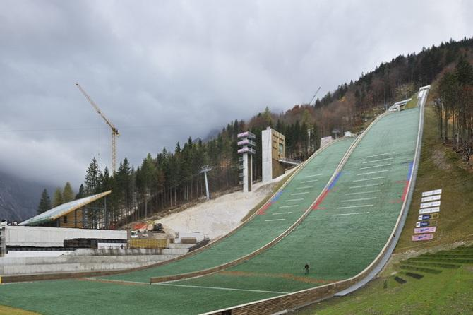 BUILDING AND RENOVATION OF THE PLANICA SKI JUMPING CENTRE
