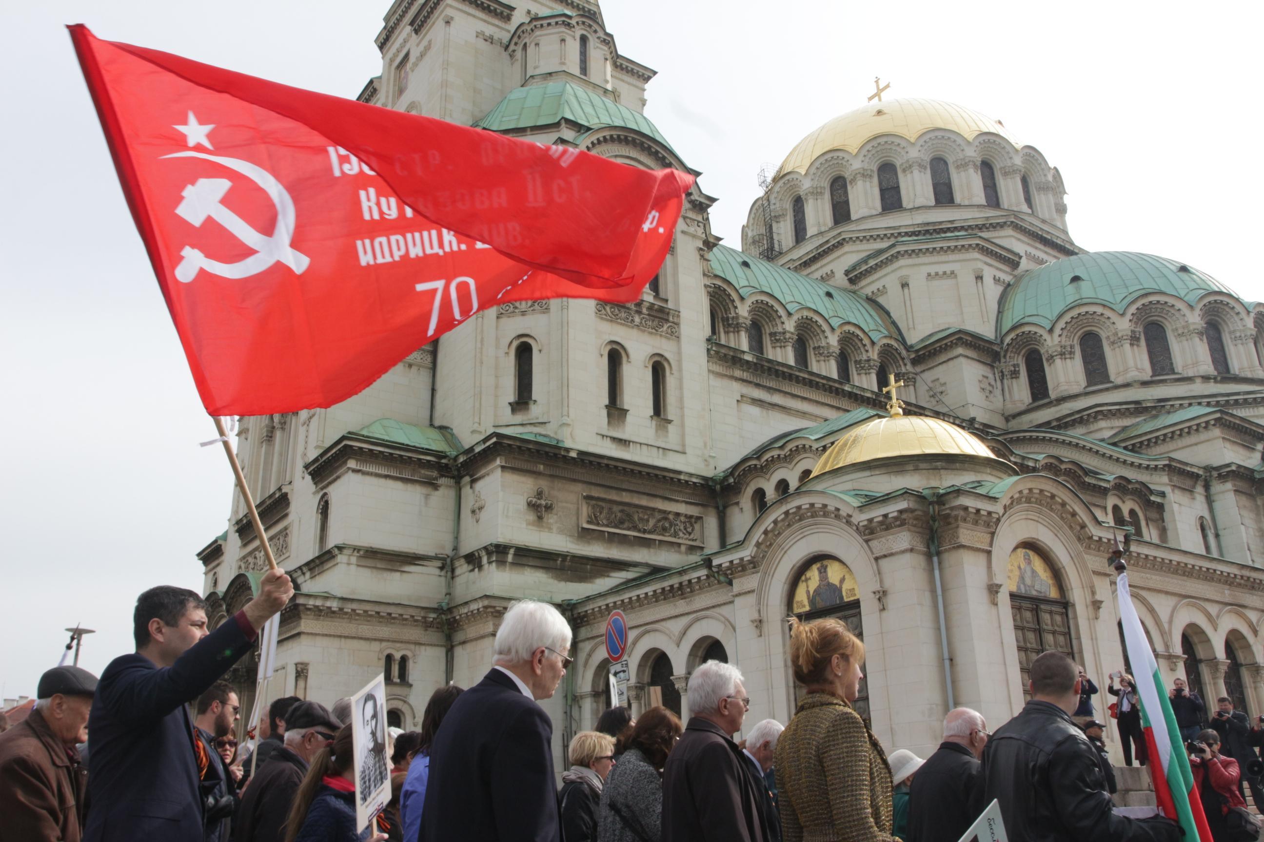 9 май шествие на Безсмъртния полк