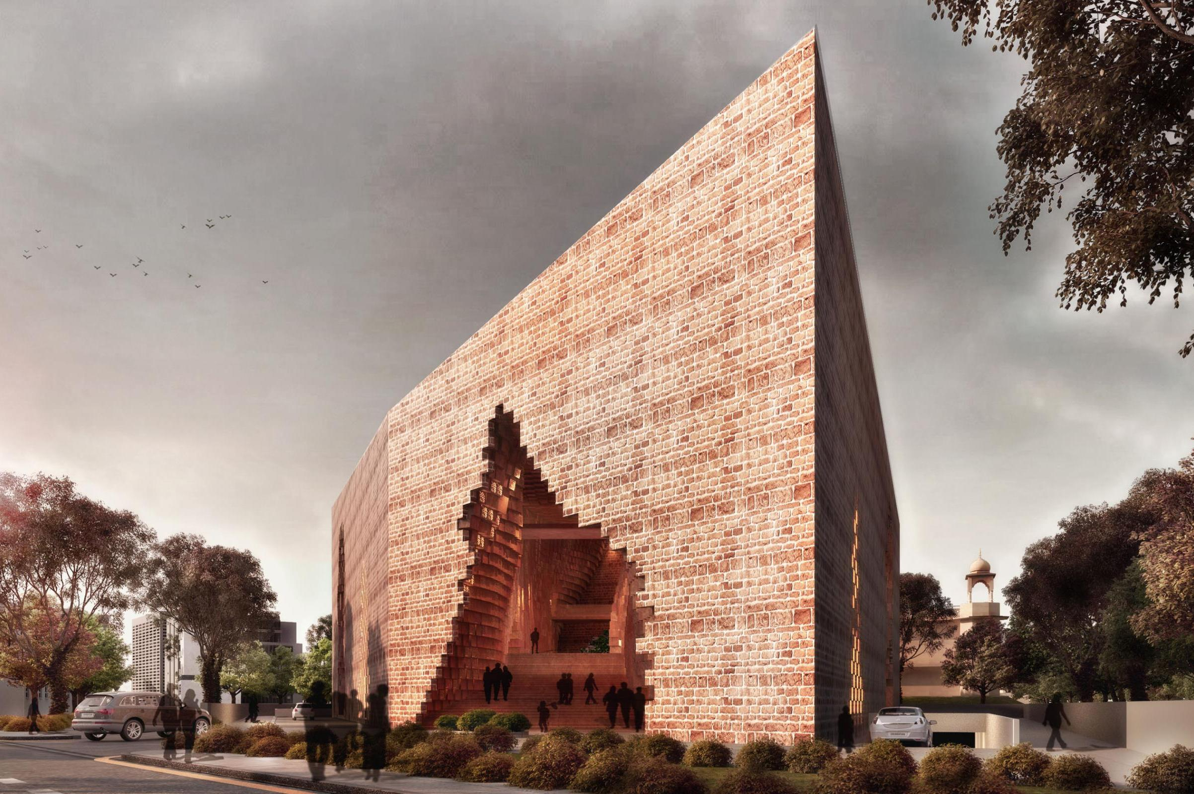 SHIVA MUSEUM, JAIPUR, RAJASTHAN, INDIA: 2018 WINNER OF BEST FUTURE CULTURAL