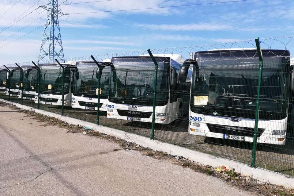 автобуси Дружба