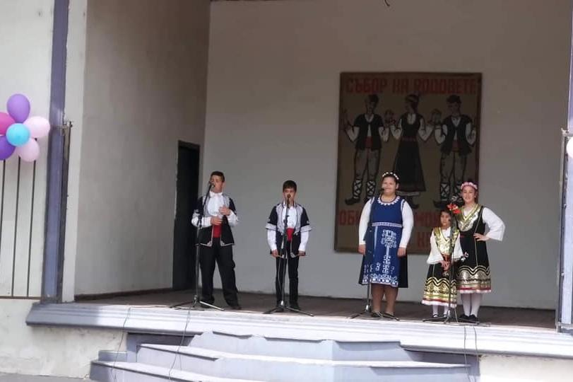 Събор на родовете в Бенковски