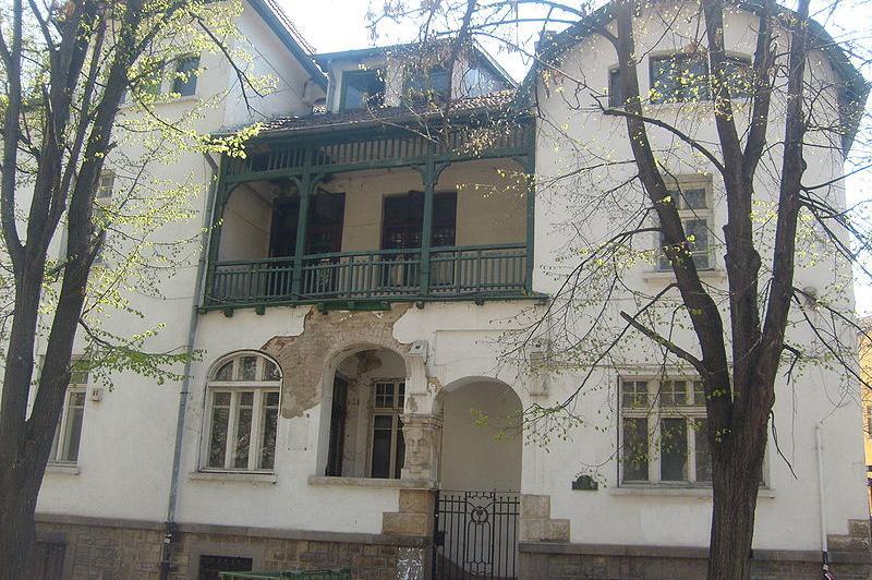 Къщата на Фингов - паметник на културата