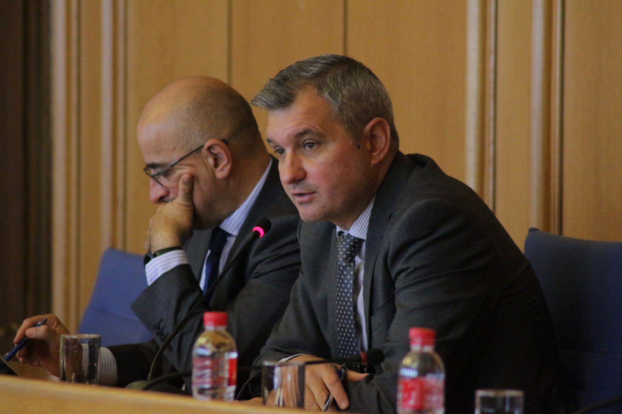Председателят на СОС Елен Герджиков