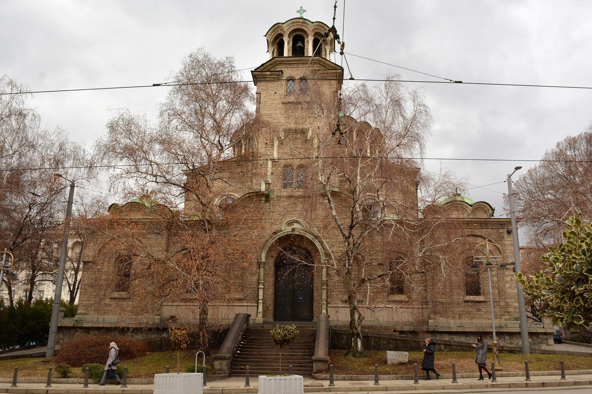 Реконструкция на площад Света Неделя
