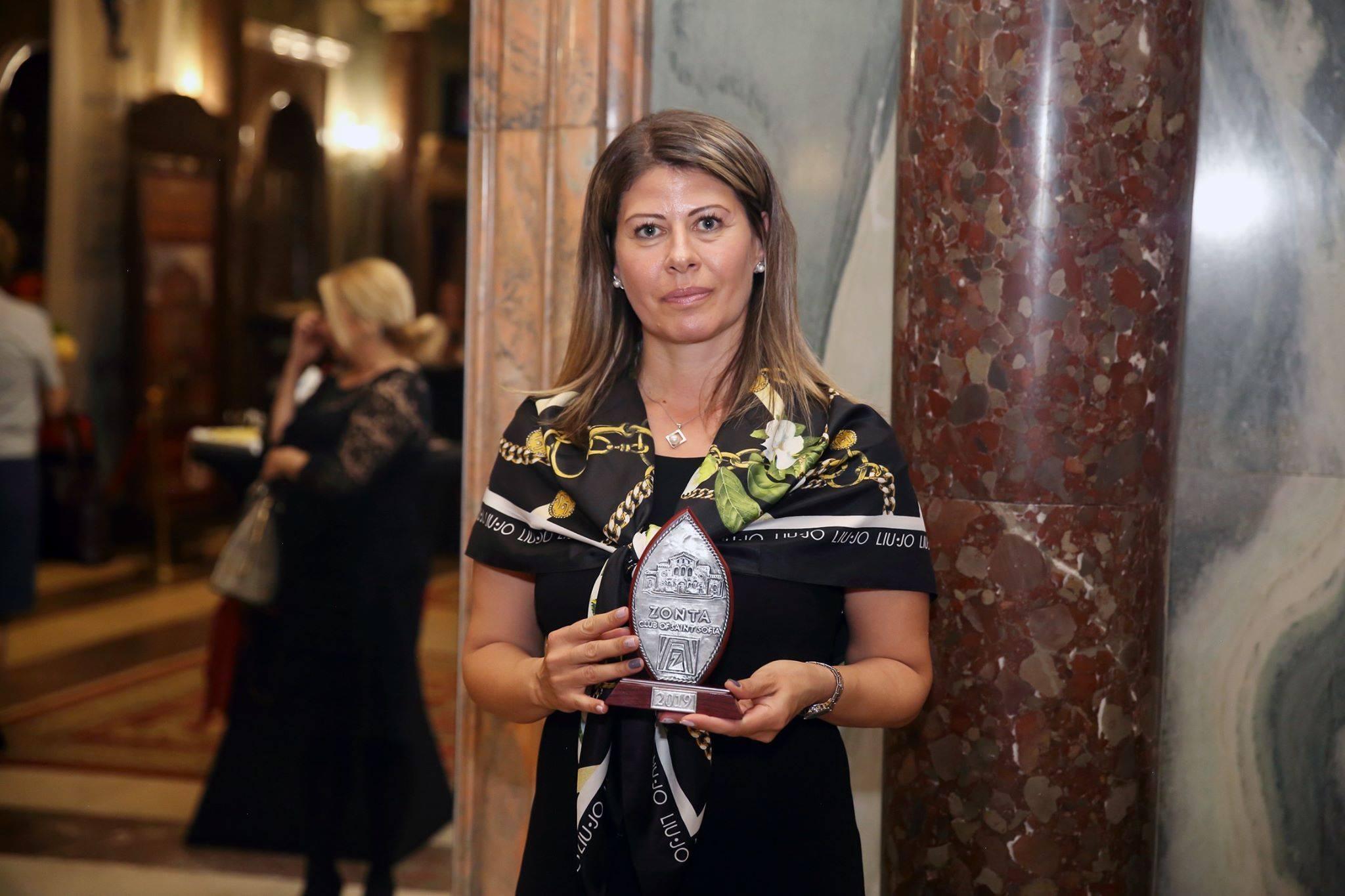 Награда за кметът на Възраждане