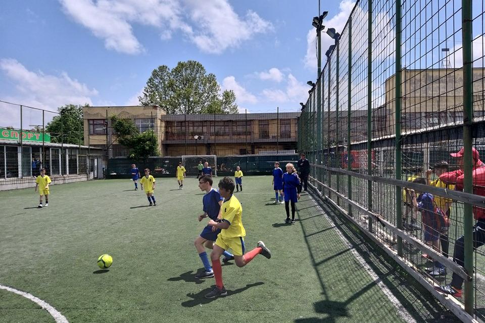 Футболен турнир за купата на кмета