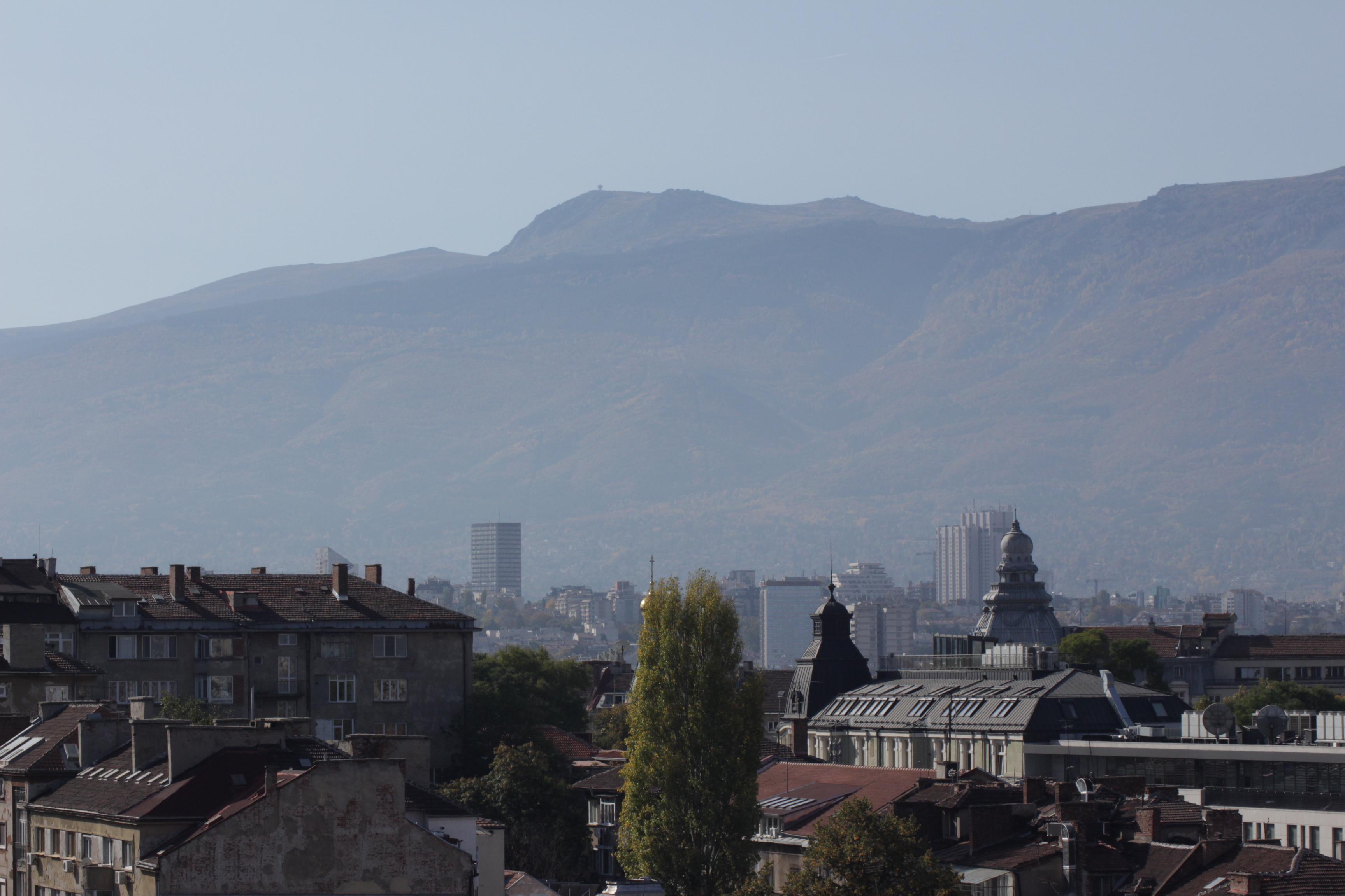туризъм в София