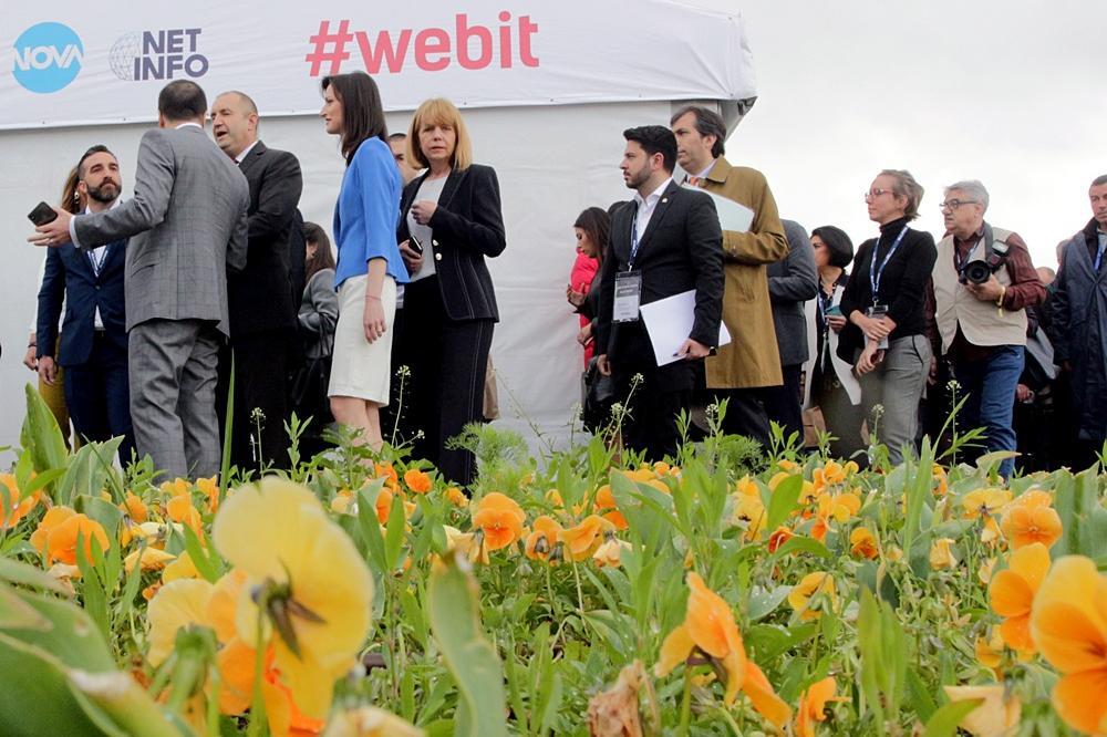 Webit 2019 в НДК, София
