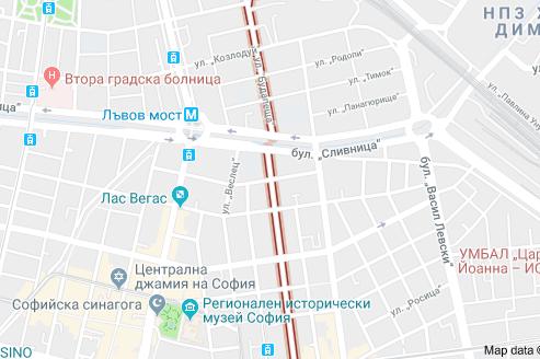 ул. Будапеща
