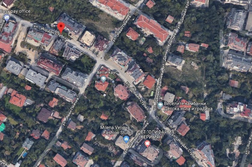 Изграждане на детска площадка на ул. Йордан Стубел в кв. Витоша, район Лозе