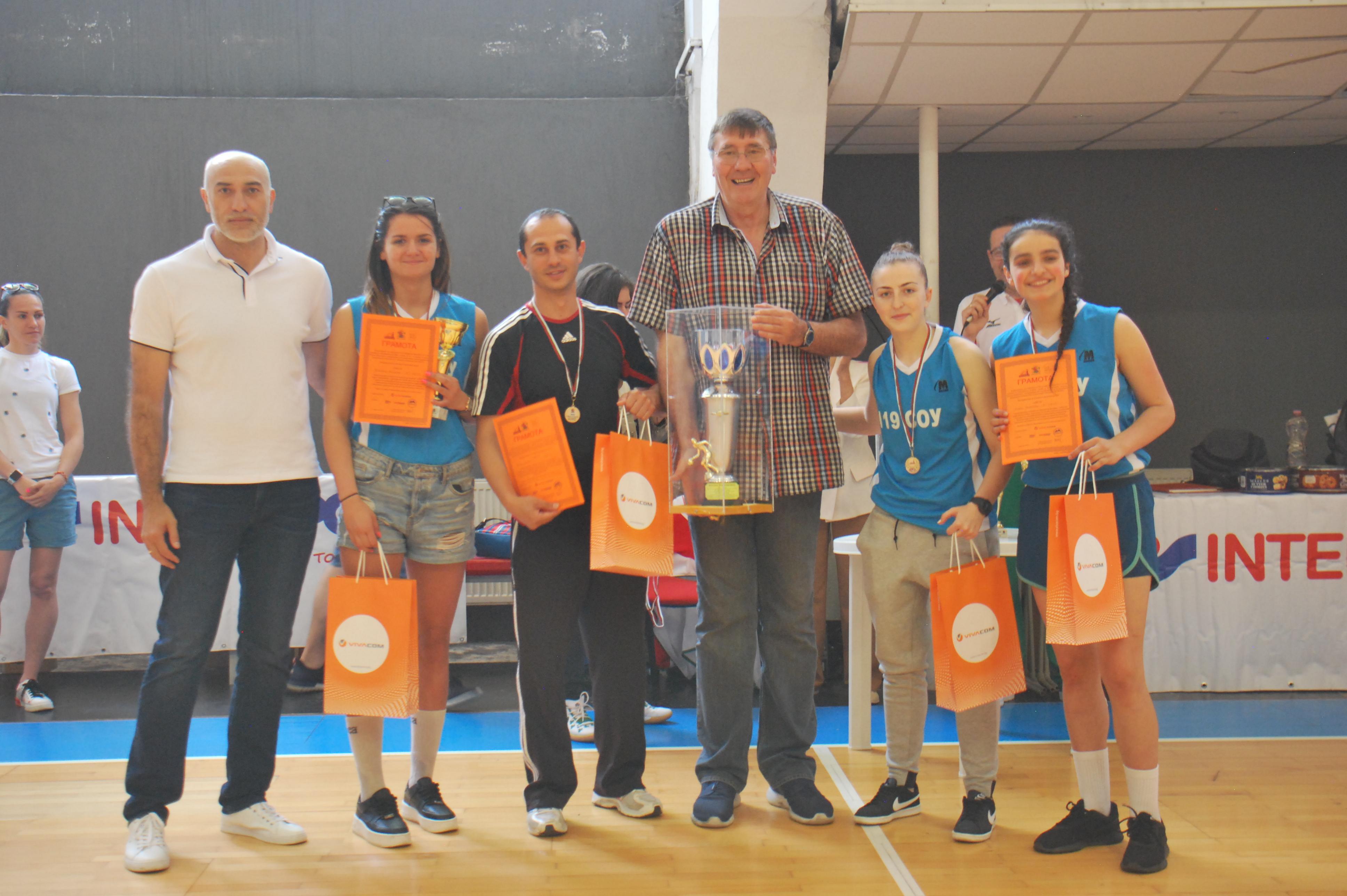 Купа Манченко баскетбол