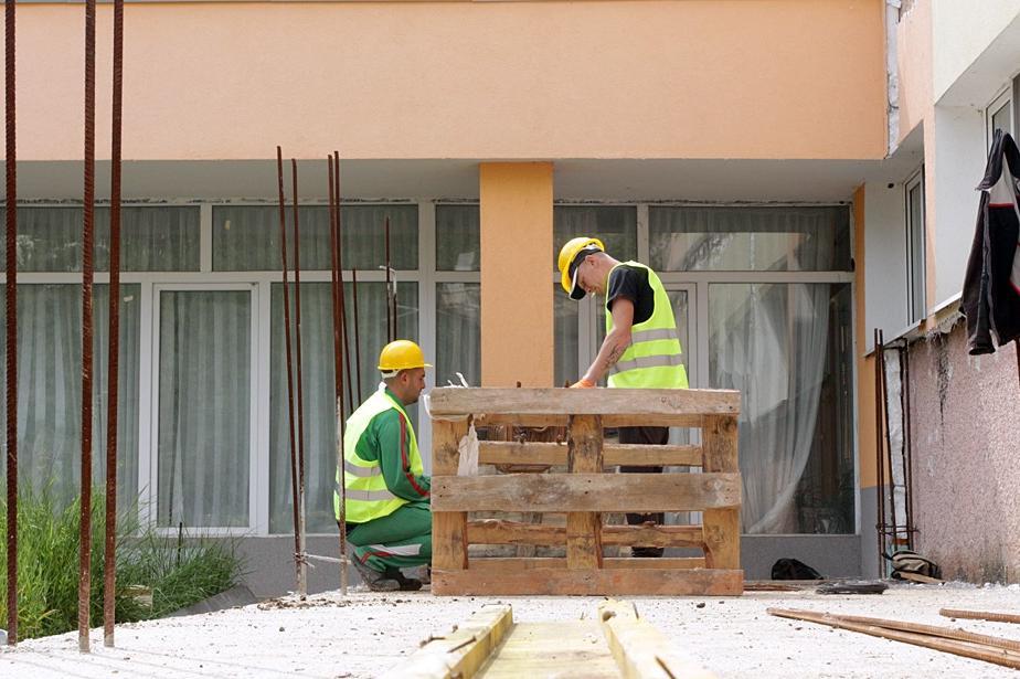 Разширяване на 12 ДГ Лилия в кв. Мусагеница, район Студентски