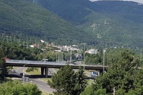 Масова сеч на бул. България