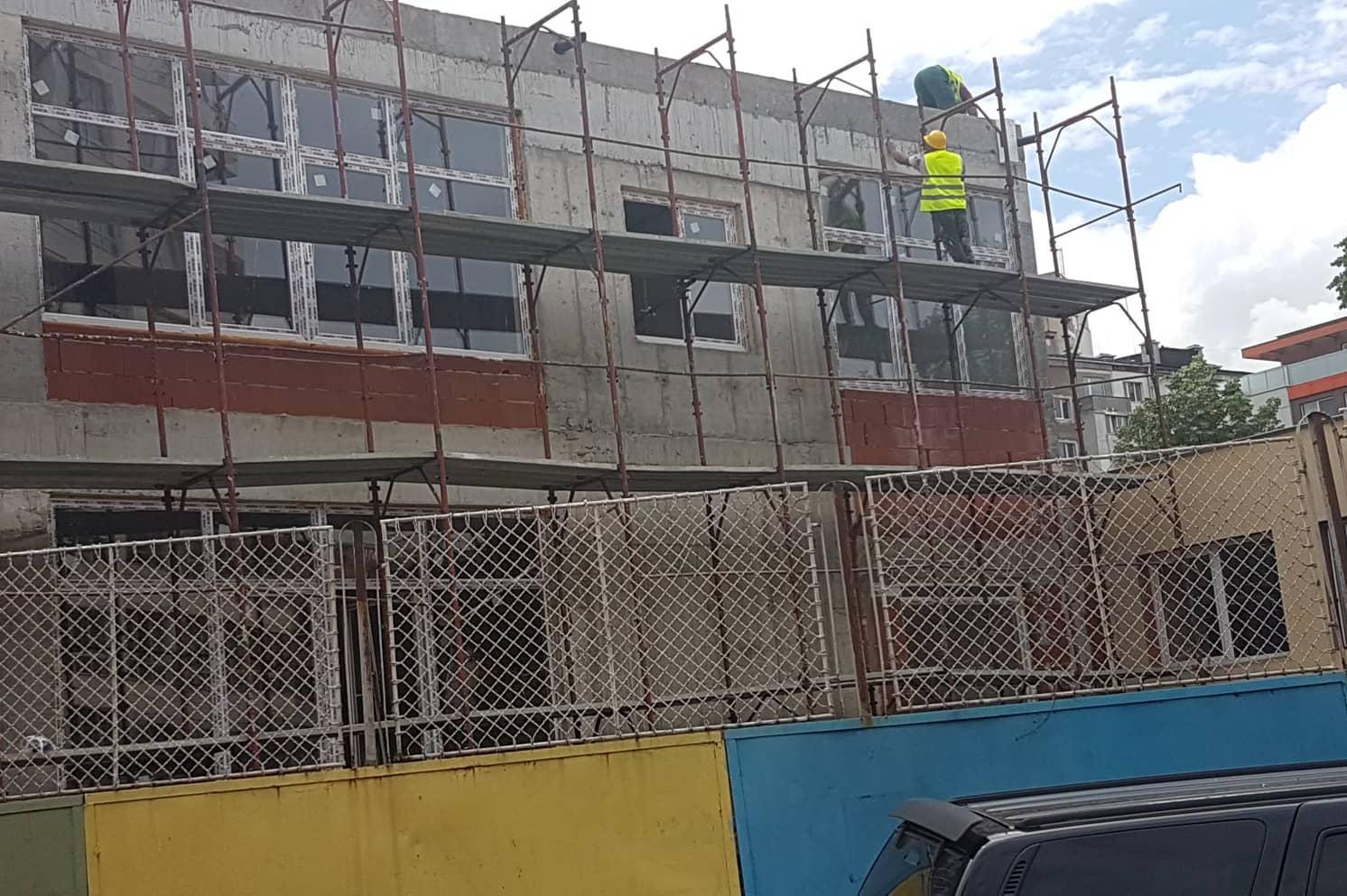 Нова сграда към 37 ДГ Вълшебство в кв. Павлово, район Витоша