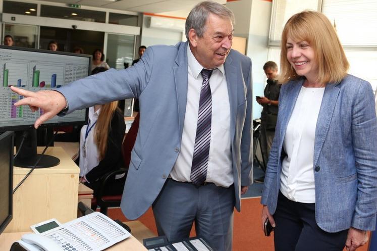 Споразумение между Столична община и Национална система 112