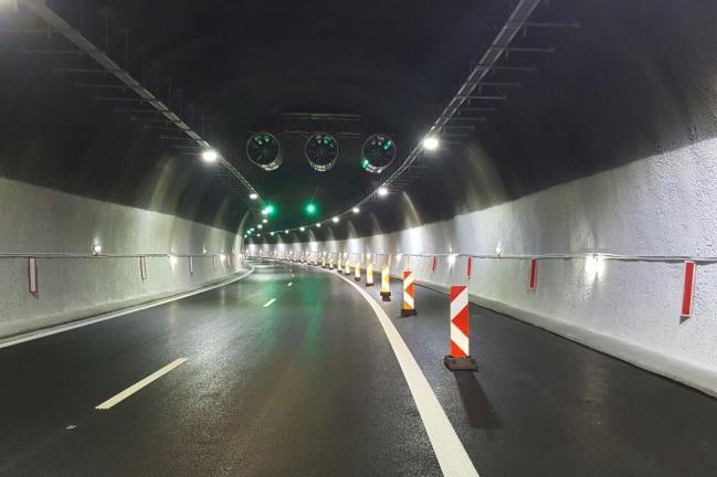 Тунел Топли дол