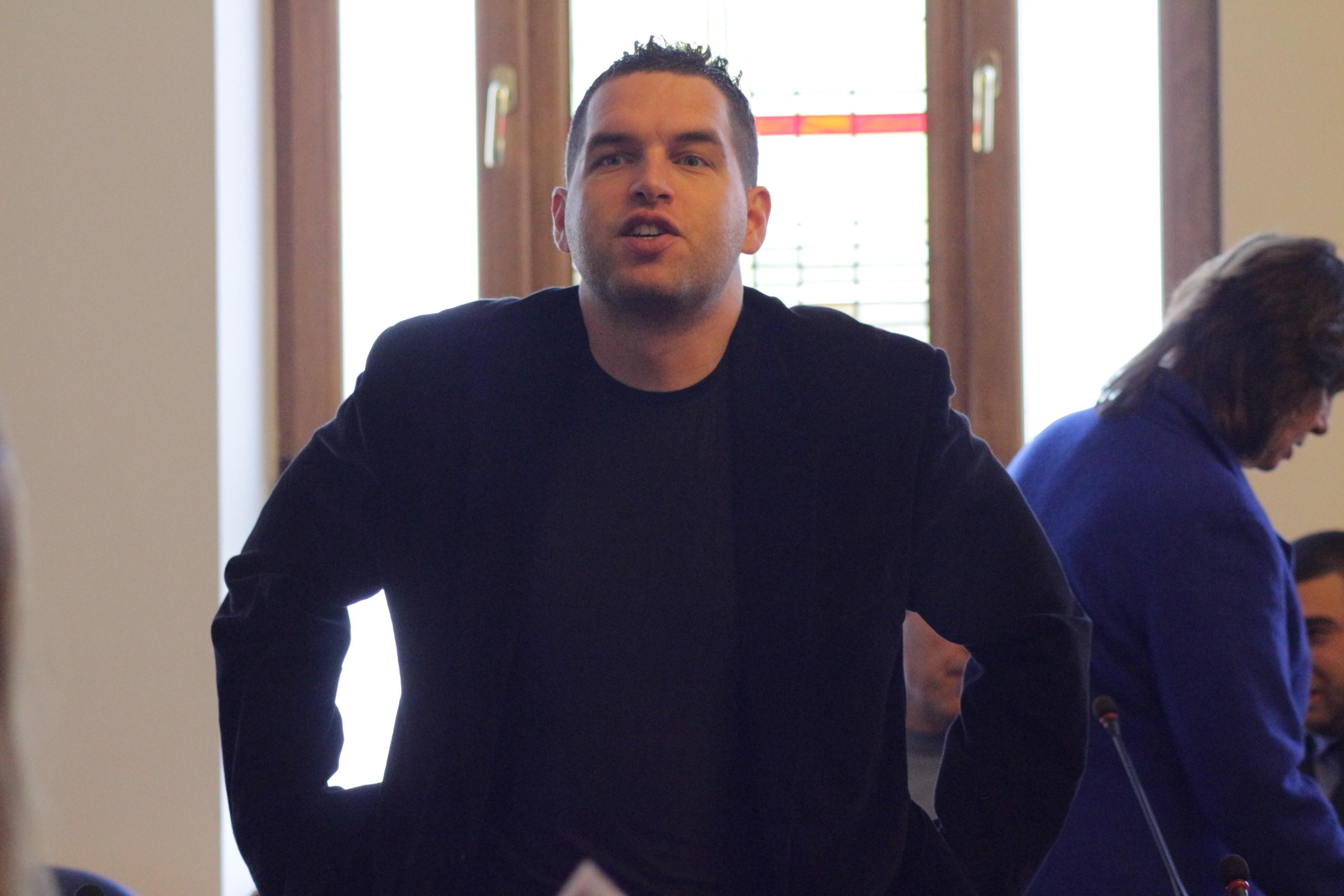 Общинският съветник от БСП Николай Николов