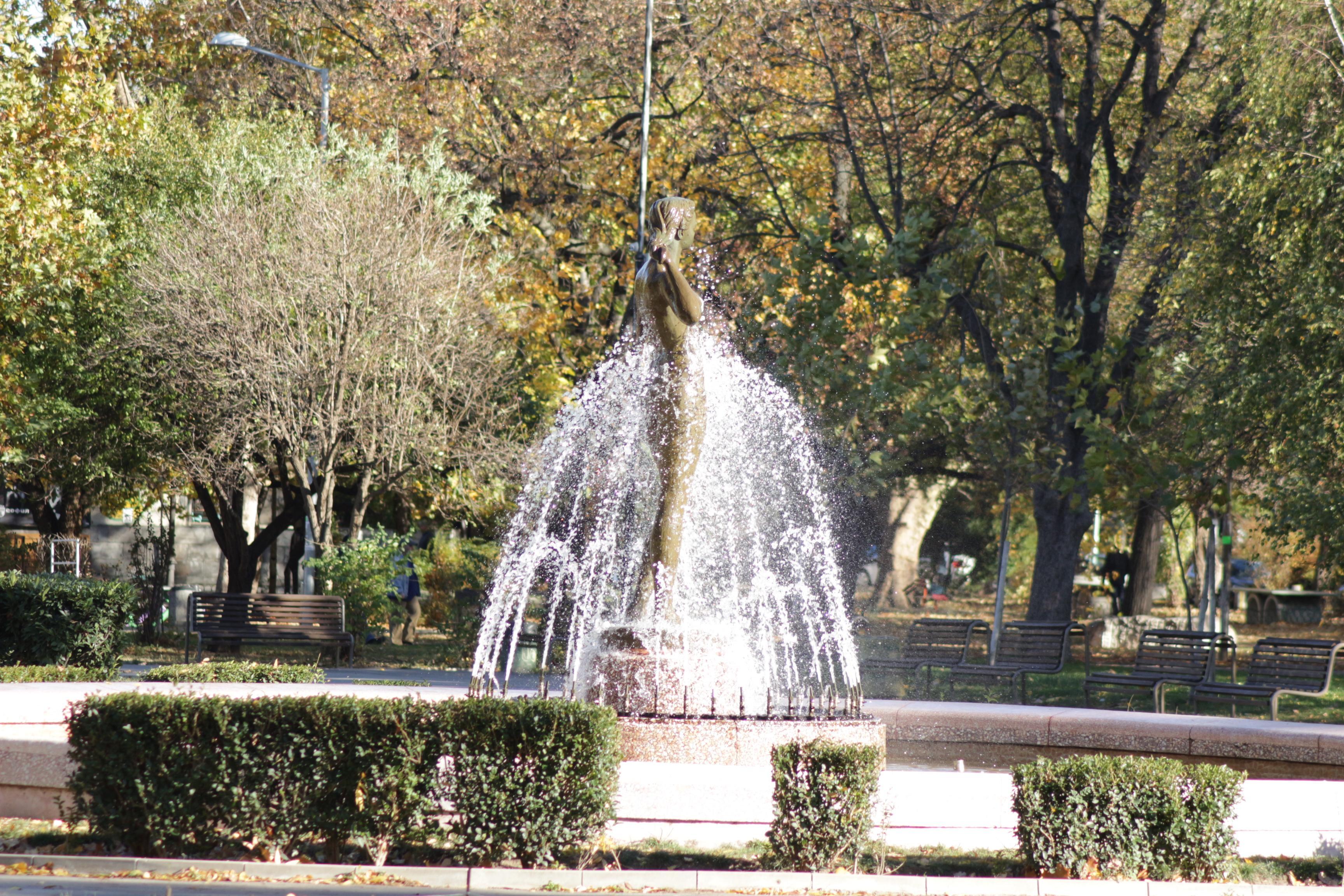 Парк Заимов