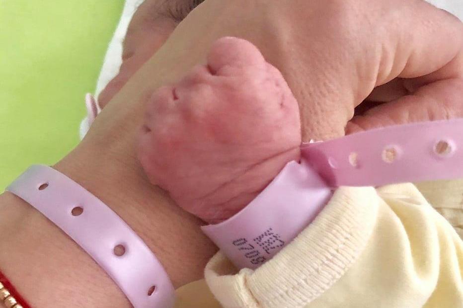 Кметът на Нови Искър роди момиченце - Румяна