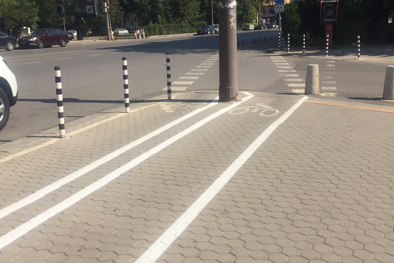 Фандъкова провери текущите ремонти в София