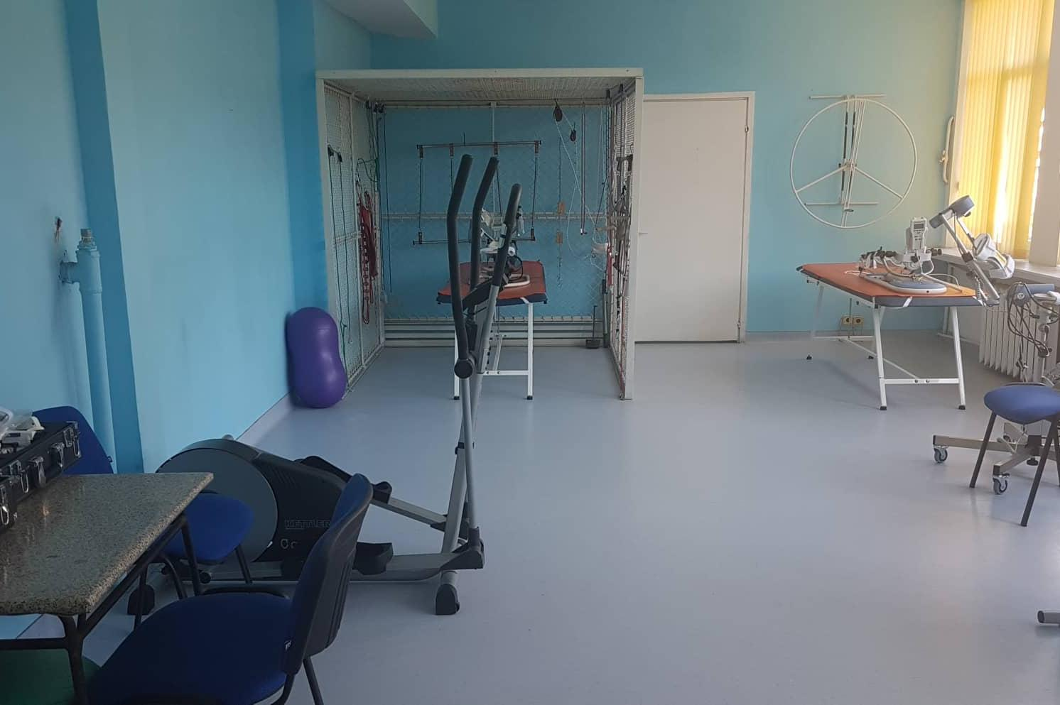 Физиотерапия на 14 ДКЦ