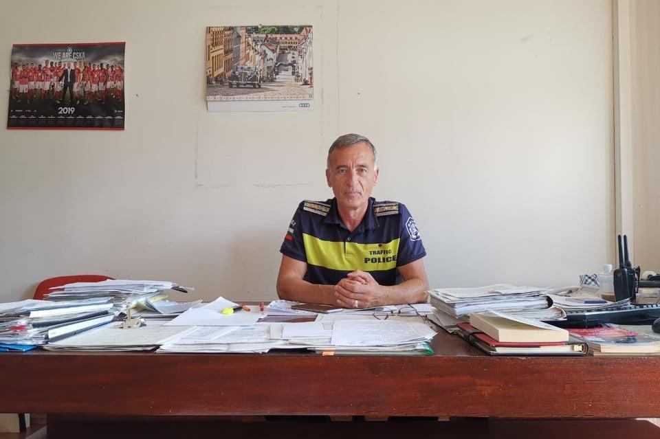 Комисар Любомир Костадинов