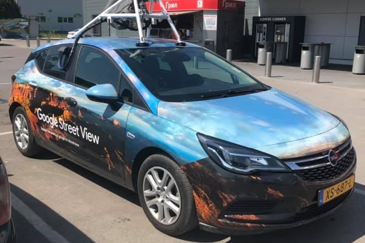 Гугъл обновява Street View в София