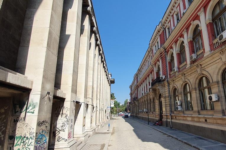 Пуснаха движението по ул. Иван Вазов
