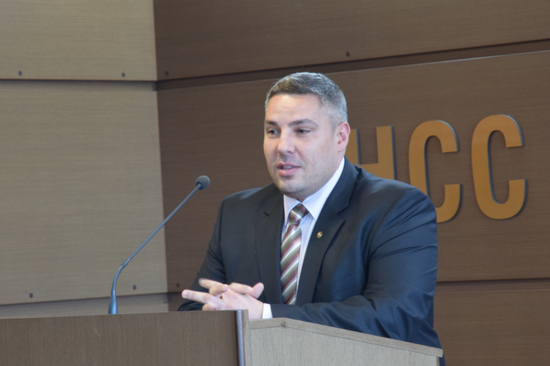 Съдията от СРС Методи Лалов подаде оставка