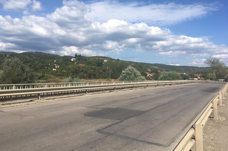 ремонт на мост