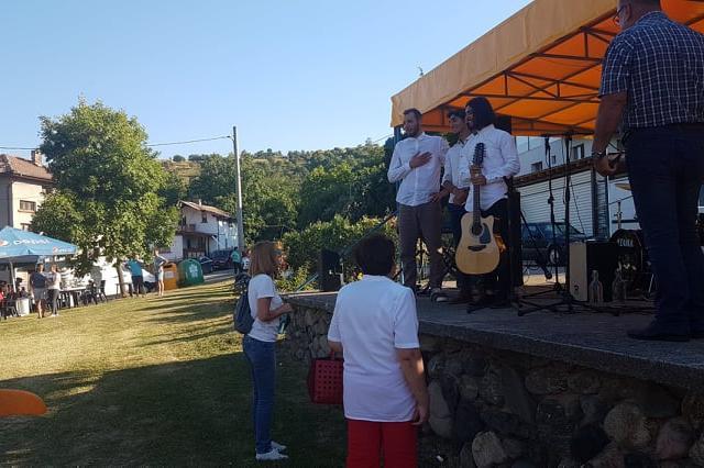 Кметът на София Йорданка Фандъкова на събора в Кокаляне
