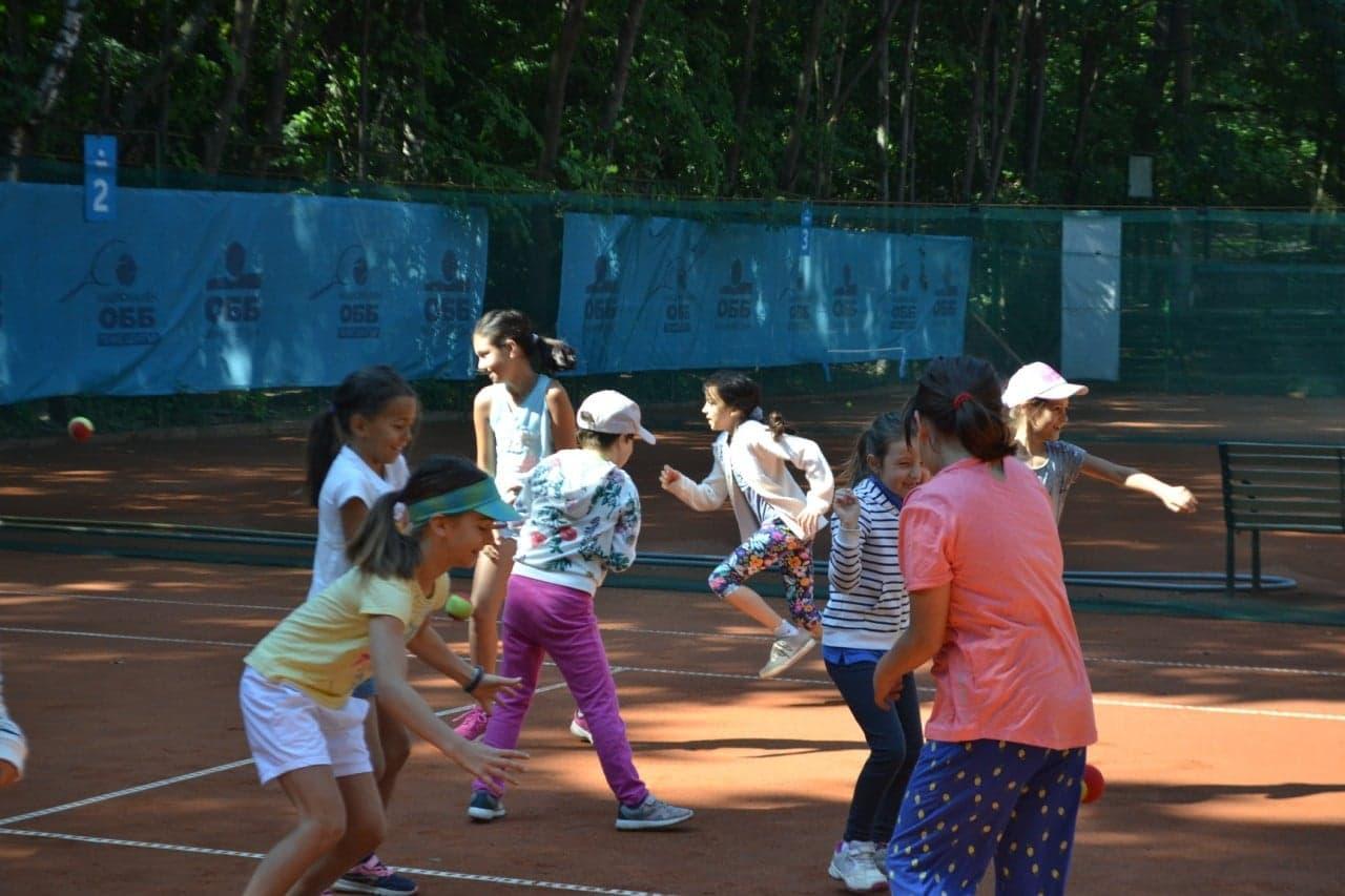 Национален тенис център