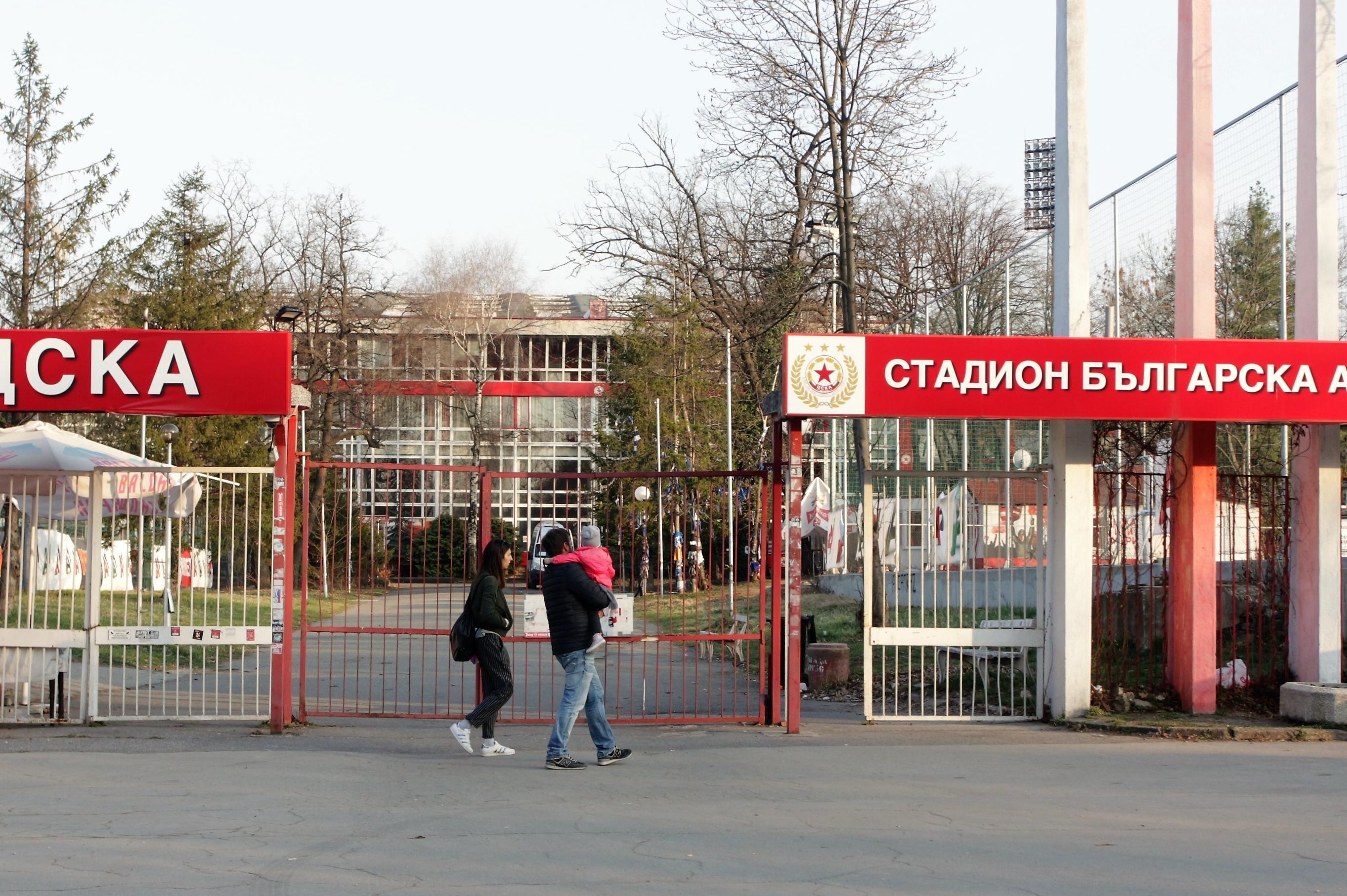 Фандъкова обещала на Стоичков нов стадион на ЦСКА